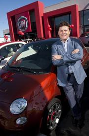 """Shaun Del Grande, President, Del Grande Dealer Group  """"Whatever you're gonna do in life or business, the most important thing is that you have a high degree of passion for it and you love it."""""""