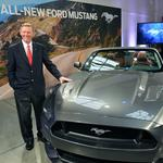 Ford's <strong>Mulally</strong> advised Sears controlling shareholder on restructuring