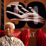<strong>Mandela</strong> exhibit makes world premiere in Cincinnati