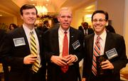 Preston Etheridge with BB&T, Adam Ogburn with BB&T and Ian Ratner with Glass Ratner Advisory and Capital Group.