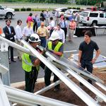 Charlotte developer starts construction on 20-MW solar project