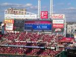 Here's when Reds play Opening Day next year