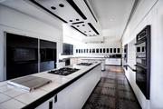 The main kitchen.