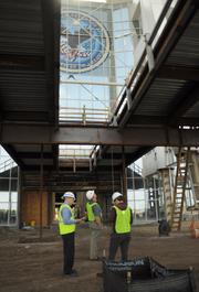 No. 1: Although work is still underway at the VA Medical Center in Medical City, OBJ got a sneak peek during construction. See inside the Orlando VA Medical Center here