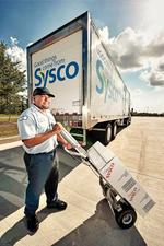 Sysco CFO takes the helm in U.S. Foods merger