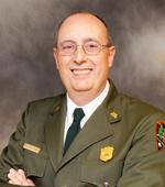 A local National Park Service official to retire