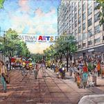 Developers pull $115M in permits for Sears <strong>Crosstown</strong>