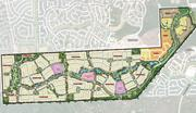 Master plan for The Groves, by Crescent Communities