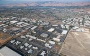 The retail component of Pacific Commons spans about 100 acres of a larger, 840-acre master plan that includes an auto mall, office development space and wetlands.