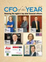 A LOOK BACK: CFOs of the Year 2013
