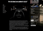 Film company invests in drone for aerial shots