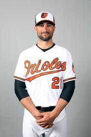 Nick Markakis Right fielder  Age: 29 2013 salary: $15.35 million