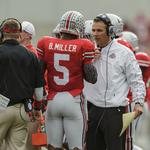 Report: Ohio State's <strong>Braxton</strong> <strong>Miller</strong> could replace Jameis Winston at Florida State next season