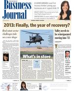 A year of big changes at the Phoenix Business Journal: See every Page 1 of 2013
