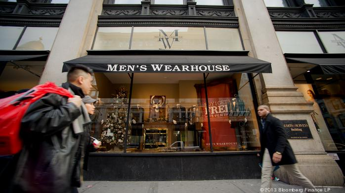 Men's Wearhouse parent company names new president