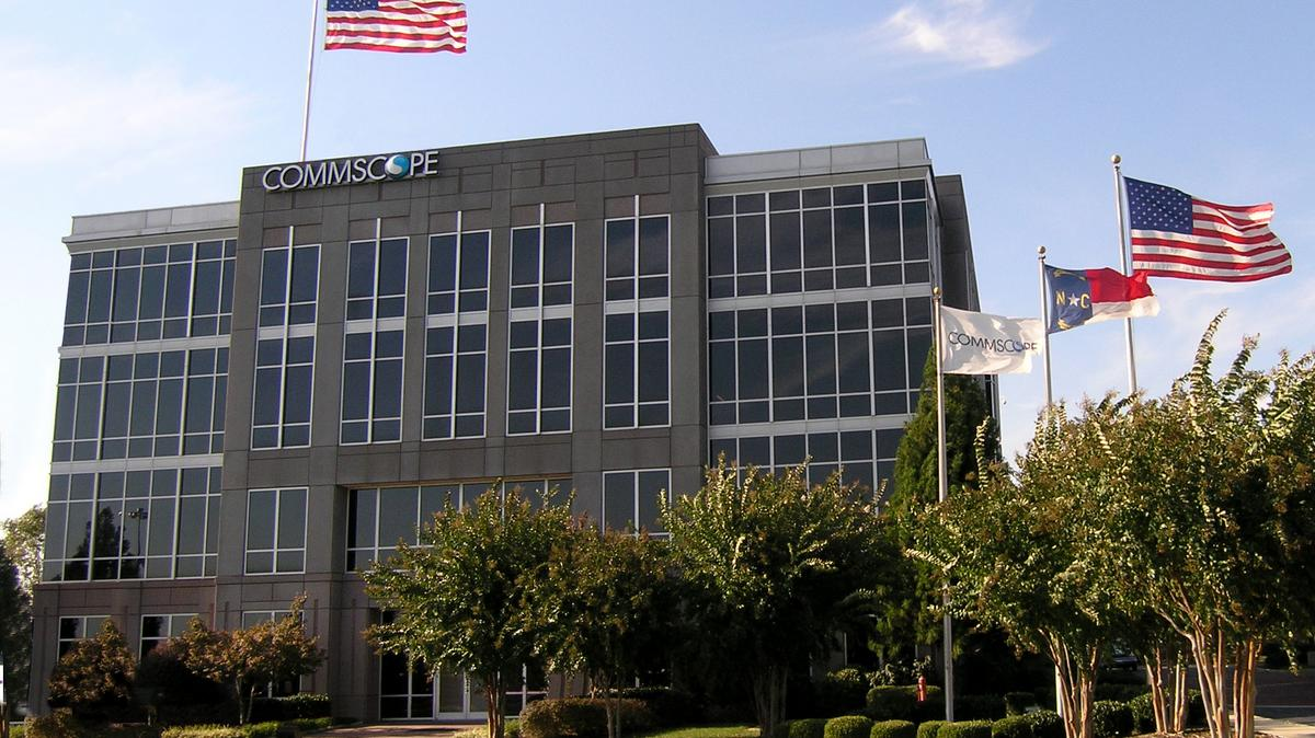 CommScope preparing to double in size - Charlotte Business Journal