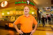 Jerry Amsler is overseeing Jamba Juice's St. Louis expansion, after selling his $750,000-a-year Jimmy John's franchise last year.