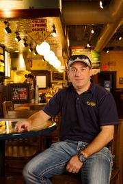 Todd Stimson invested nearly $1.4 million to open two local Potbelly restaurants and has set his sights on two more.