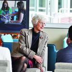 CU Denver business school dean <strong>Sueann</strong> <strong>Ambron</strong> to retire