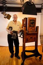 St. Louis Character: Eldon Arteaga frames St. Louis' history