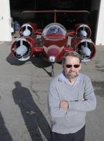 Engineer Moller vows to get Skycar off the ground (Video)