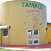 Delicious Tamale headquarters in San Antonio.
