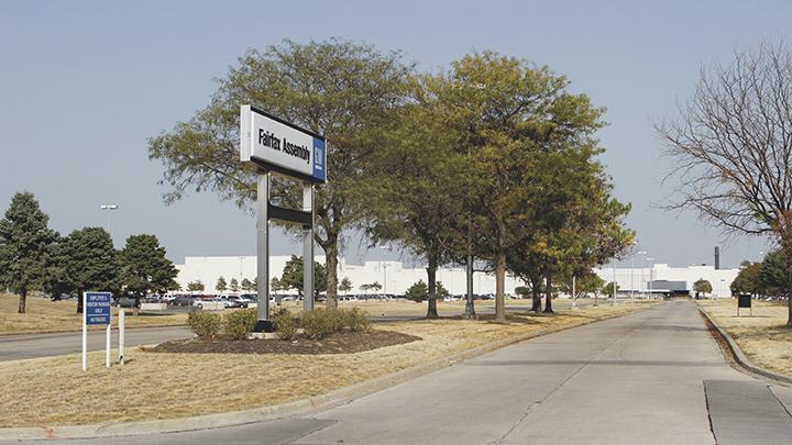Gm Will Idle Fairfax Plant In Kansas City Kansas Kansas City Business Journal