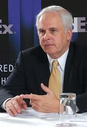 No. 3 Frederick Smith, $3.2 billion Forbes ranking: 506