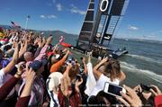 The America's Cup reached its apex in September when Oracle Team USA won an amazing come-from-behind victory.