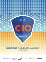 2013 CIO Awards: Honoring the execs who transform business with tech