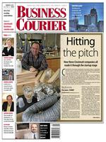 Year in Review 2013: Business Courier, cover by cover