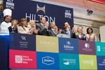 Why Hilton didn't ring the NYSE bell on its first day of trading