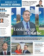 First in Print: Looking up in Olathe