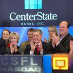 Analyst: Profit picture likely to brighten at CenterState Banks