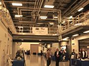 Notable leaders from the business, academic, political and military world gathered in Dayton on Friday for the grand opening of the $53 million, 138,000-square-foot GE EPISCENTER at the University of Dayton.