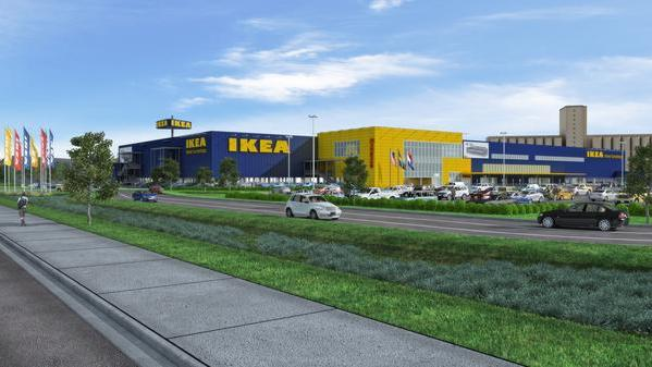 It s official ikea buys 21 acres for st louis store st for Ikea ft lauderdale