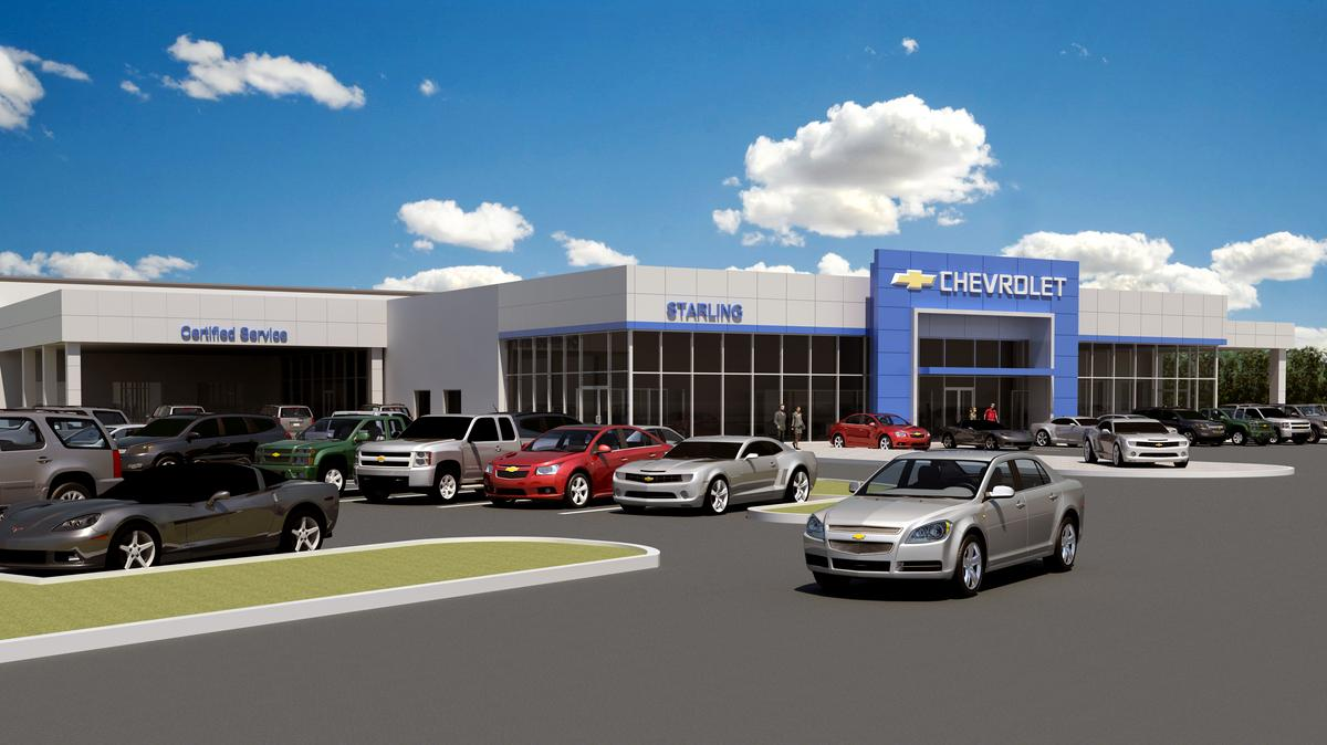 Start Your Engines 5 9m South Orlando Auto Dealership Out To Bid Orlando Business Journal