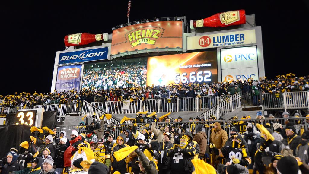 Headed to prime time, suddenly the Bills-Steelers are a hot ticket
