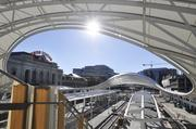 A look at Denver Union Station, the $480 million project to transform that old station into a modern-day transportation hub for trains and buses in Lower Downtown.