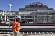 Jerry Nery, RTD Denver Union Station project manager.