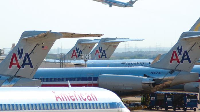 Claim: American Airlines leaving passengers behind to meet departure goals
