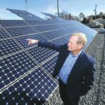 How solar growth could burn Duke Energy