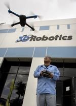 2013: VCs place record bets on future of drones, robots