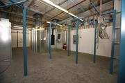 A new 6,000-square-foot automated paint line will soon be up and running.