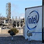 Intel Rio Rancho capital spending rises as jobs decline appears to slow