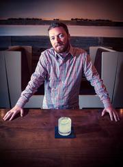 Taverna Managing Partner Brian Binniker.