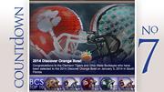 Discover Orange Bowl Median ticket price: $132 Matchup: Ohio State vs. Clemson