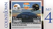 AT&T Cotton Bowl Classic Median ticket price: $179 Matchup: Misouri vs. Oklahoma State