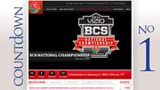 Vizio BCS National Championship Median ticket price: $1,195 Matchup: Auburn vs. Florida State