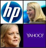 Comparing Marissa Mayer and Meg Whitman's strategies
